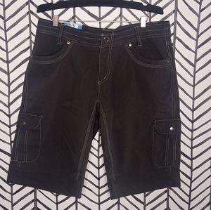 """Kuhl Shorts """"Kuhl Kurve"""" Cargo Pockets"""